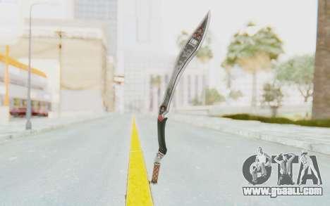 Nata Weapon for GTA San Andreas second screenshot