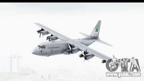 C-130 Pakistan for GTA San Andreas