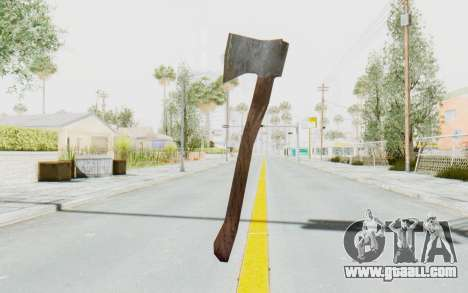 CoD Ghosts DLC Michael Myers Weapon for GTA San Andreas third screenshot