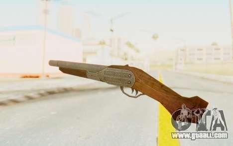 APB Reloaded - Sawnoff for GTA San Andreas second screenshot