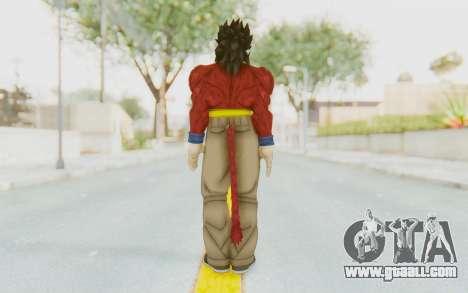 Dragon Ball Xenoverse Gohan SSJ4 for GTA San Andreas third screenshot