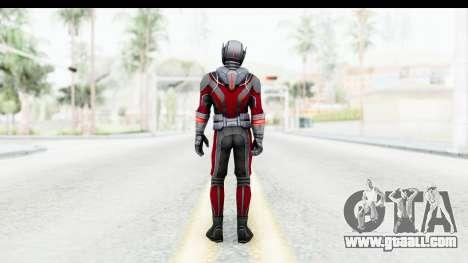 Marvel Future Fight - Ant-Man (Civil War) for GTA San Andreas third screenshot