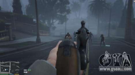 GTA 5 Zombies 1.4.2a third screenshot