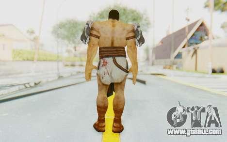 Hercules Skin v3 for GTA San Andreas third screenshot