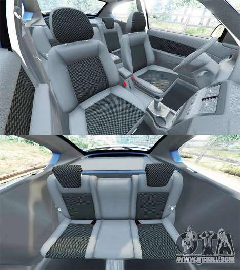 GTA 5 Lada Priora Sport Coupe v0.1 steering wheel