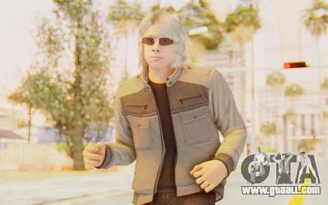 Quicksilver from X-Men for GTA San Andreas