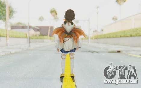 Toukiden: Kiwami - Hatsuho for GTA San Andreas third screenshot