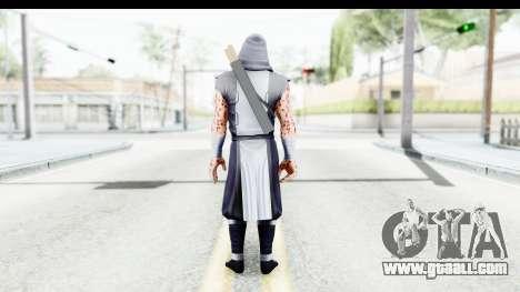 Marvel Heroes - Deadpool (Zen) for GTA San Andreas third screenshot