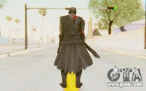 Dead Or Alive 5 Last Round - Raidou for GTA San Andreas third screenshot
