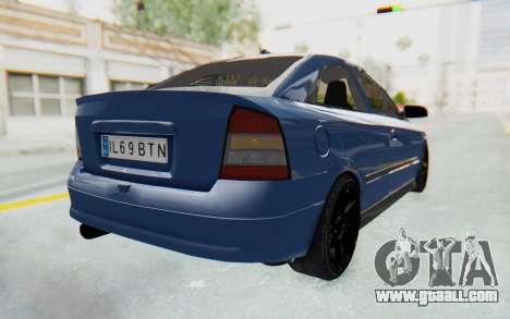 Opel Bertone for GTA San Andreas left view