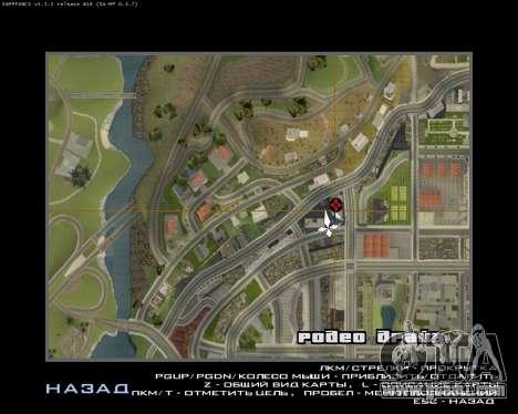 Armenia Erevan Poster for GTA San Andreas fifth screenshot