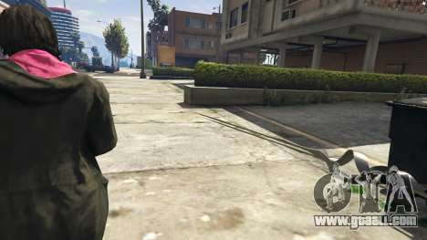 Rongines needle for GTA 5