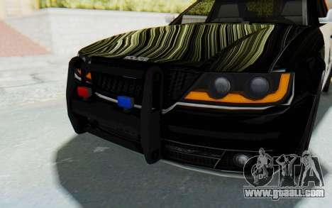 ASYM Desanne XT Pursuit v2 for GTA San Andreas upper view