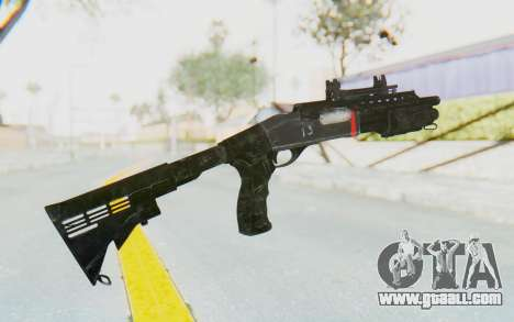 M870 from Rainbow Six: Siege for GTA San Andreas second screenshot