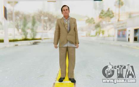 Mafia 2 - Eddie Scarpa Drunk for GTA San Andreas second screenshot