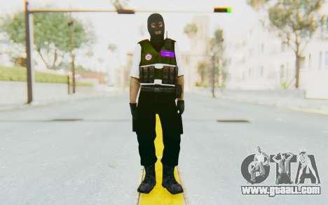 Bahrain Defense for GTA San Andreas second screenshot