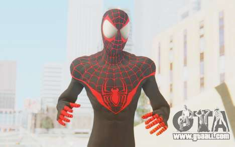 Miles Morales - Shatered Dimenshion for GTA San Andreas