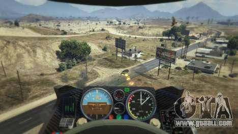 Motojet 2.0 for GTA 5