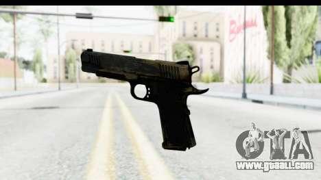 FarCry 3 - Colt 1911 for GTA San Andreas third screenshot
