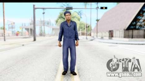 Mafia 2 - Vito Empire Arms for GTA San Andreas second screenshot