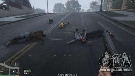 GTA 5 Zombies 1.4.2a fourth screenshot