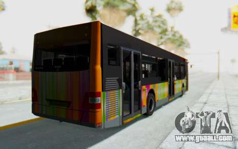 MAN Lion City 23267 for GTA San Andreas left view