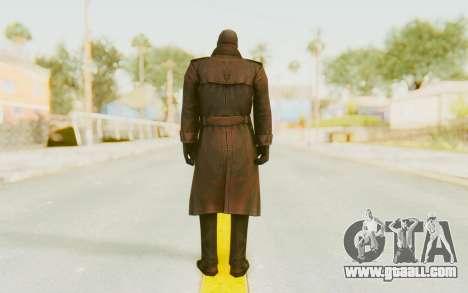 Marvel Future Fight - Punisher (Noir) for GTA San Andreas third screenshot