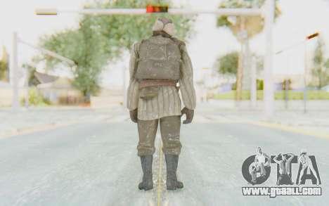 COD BO Dimitri Petrenko Winter for GTA San Andreas third screenshot