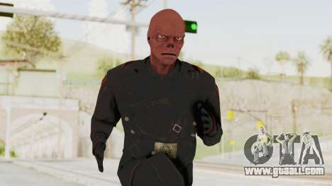 Captain America Super Soldier - Red Skull for GTA San Andreas