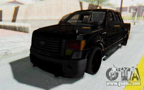 Ford F-150 JDM for GTA San Andreas