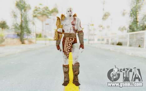 Kratos v2 for GTA San Andreas second screenshot