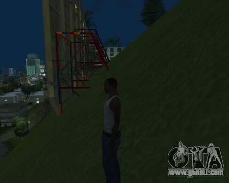 New Vinewood Armenia for GTA San Andreas forth screenshot