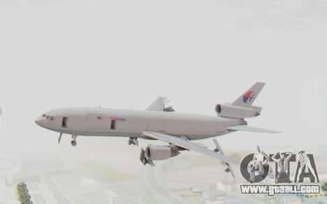 DC-10-30F MASkargo for GTA San Andreas