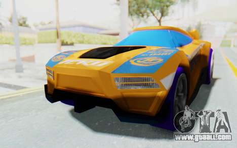 Hot Wheels AcceleRacers 4 for GTA San Andreas