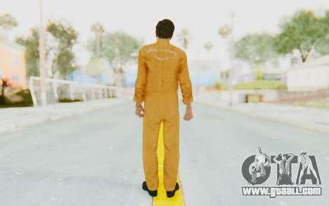 Mafia 2 - Vito Scaletta Robber for GTA San Andreas third screenshot