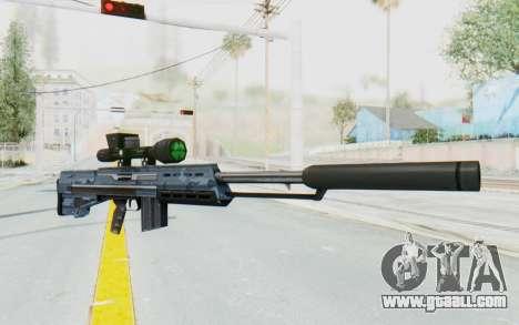 APB Reloaded - Agrotech DMR for GTA San Andreas
