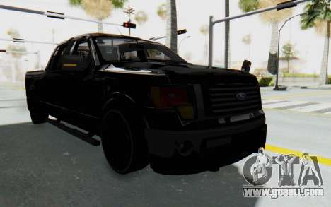 Ford F-150 JDM for GTA San Andreas right view
