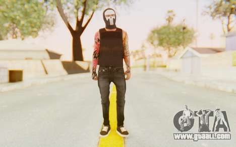 Punisher from GTA Online for GTA San Andreas second screenshot