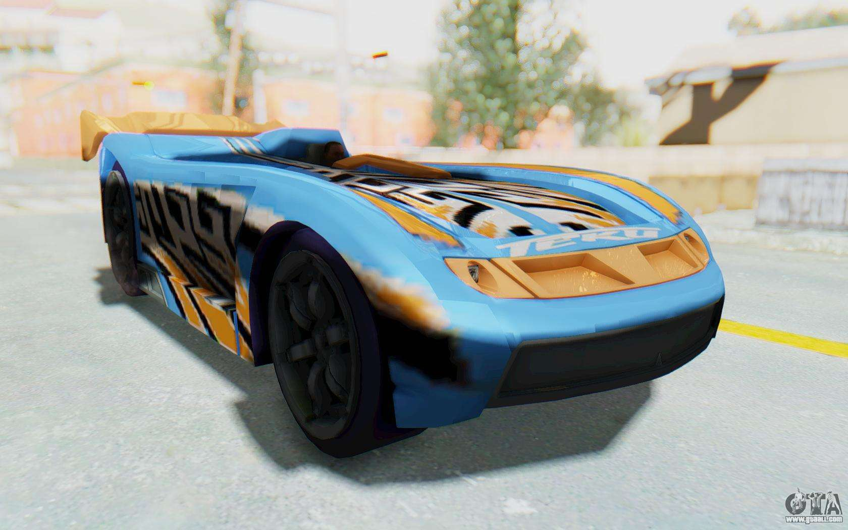 Hot Wheels AcceleRacers 1 for GTA San Andreas