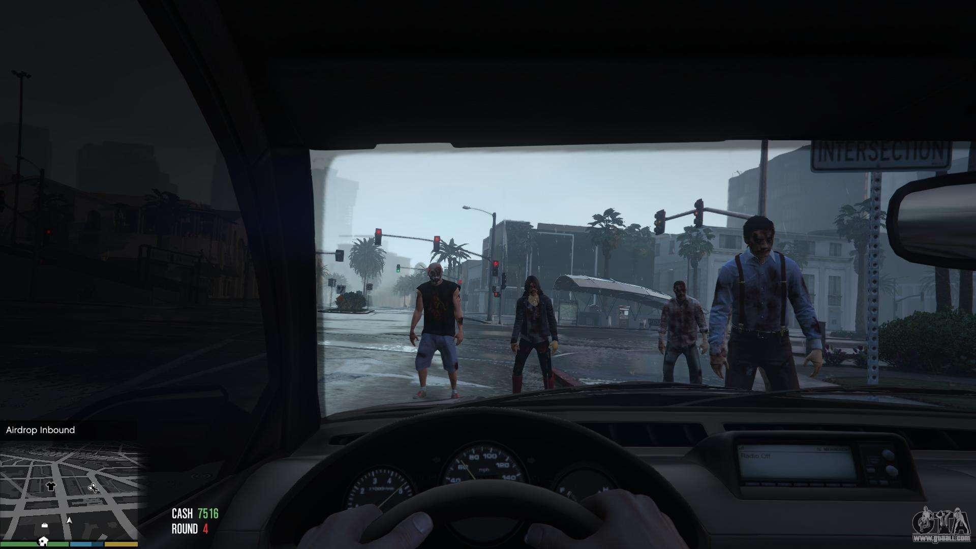 zombie download 5 mod how apocalypse gta to