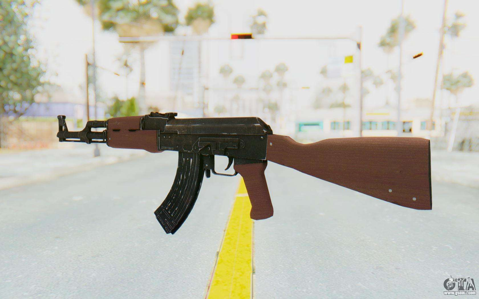 how to change assault rifles in gta 5