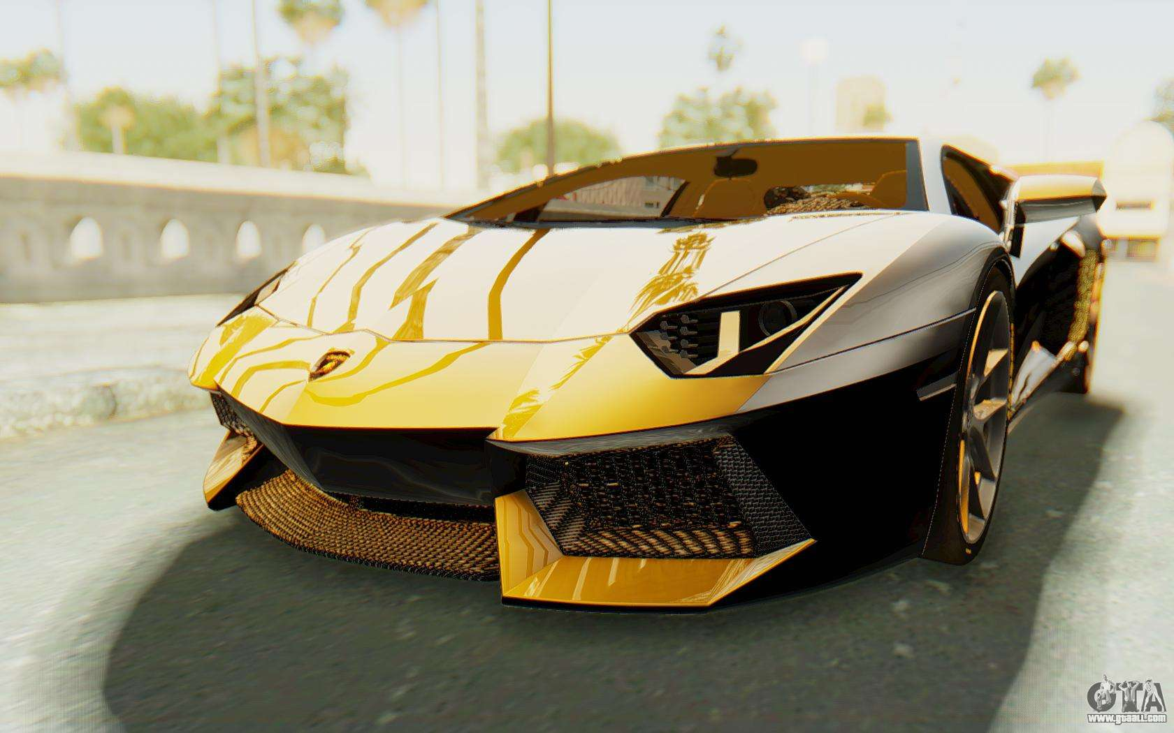 Lamborghini For Gta San Andreas