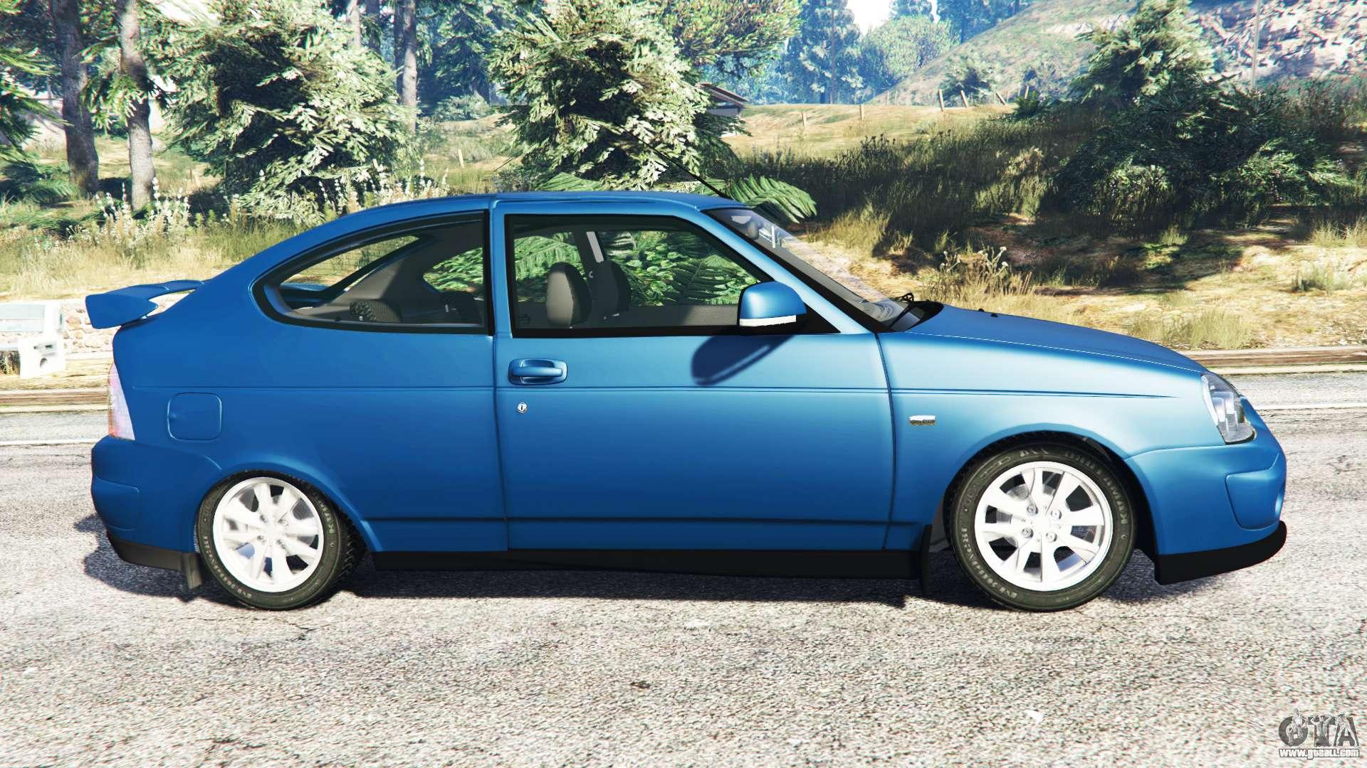 Lada Priora Sport Coupe V0 1 For Gta 5