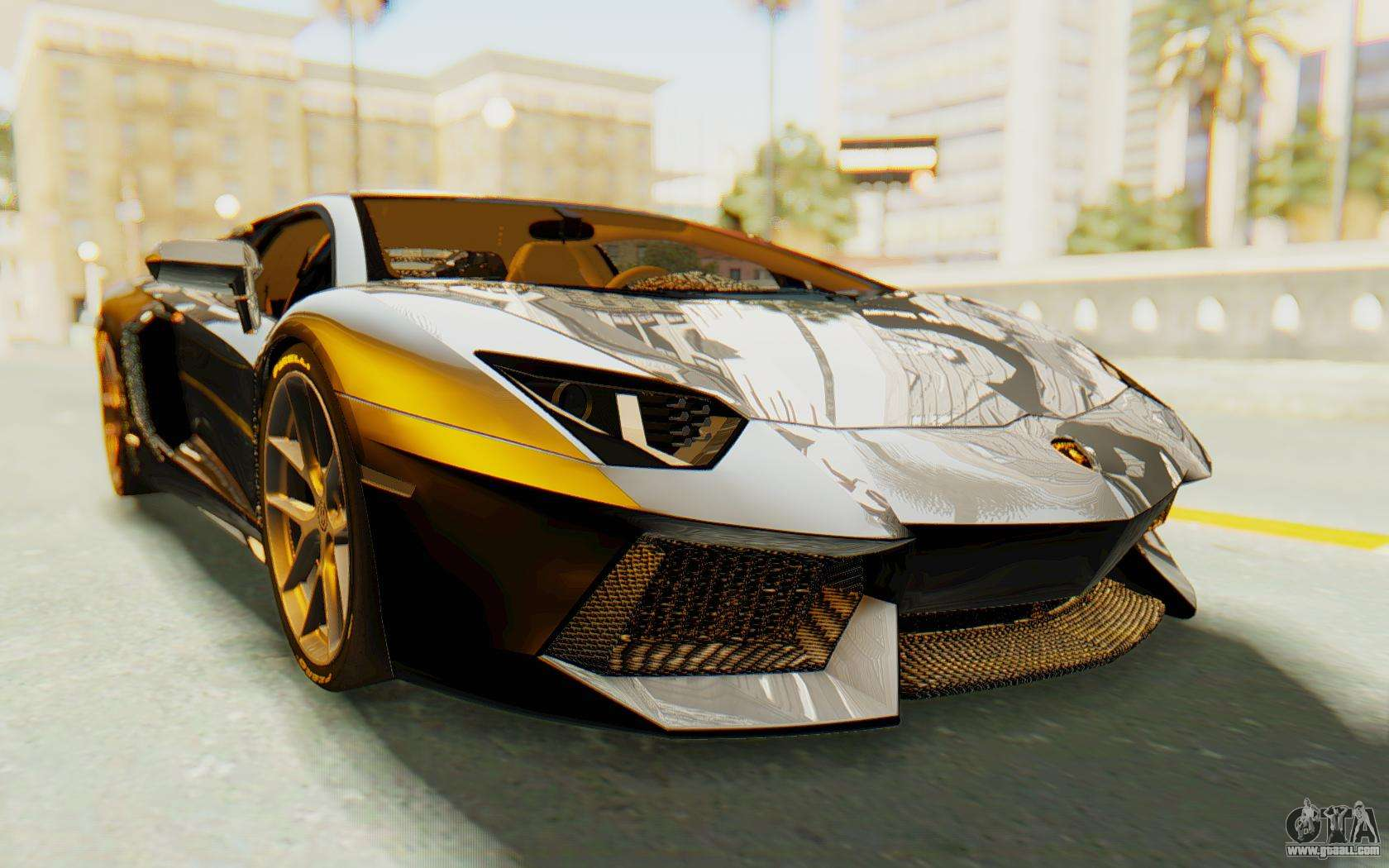 lamborghini aventador lp700 4 light tune for gta san andreas. Black Bedroom Furniture Sets. Home Design Ideas