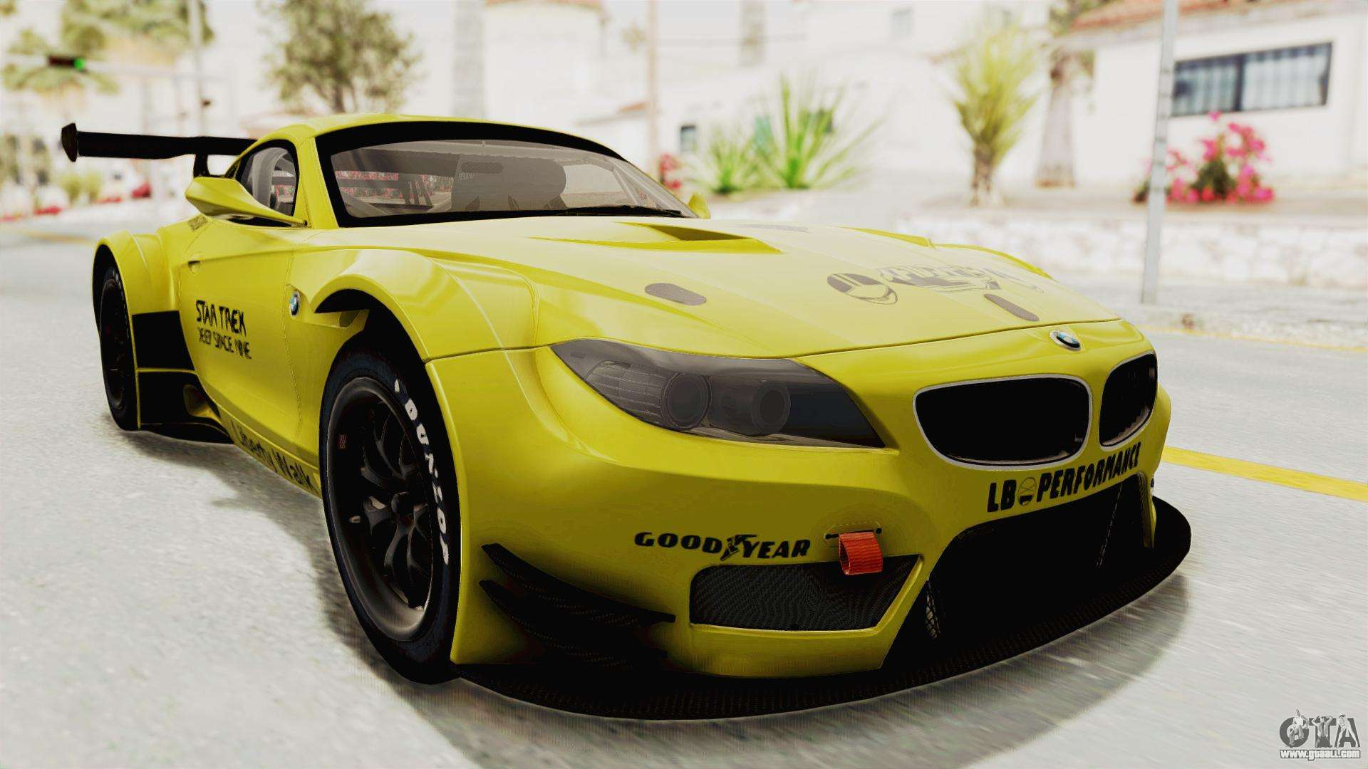bmw z4 liberty walk for gta san andreas. Black Bedroom Furniture Sets. Home Design Ideas