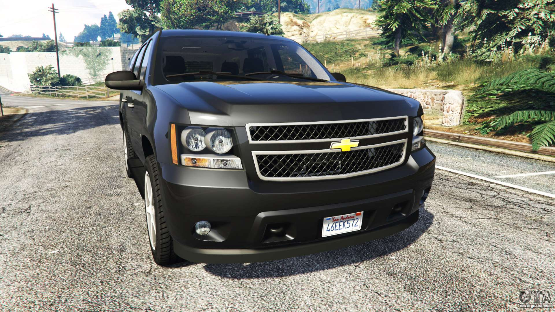 Chevrolet Tahoe For Gta 5