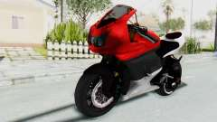Kawasaki Ninja 250R Superbike for GTA San Andreas