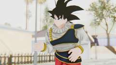 Dragon Ball Xenoverse Goku Yardrat Clothes