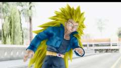 Dragon Ball Xenoverse Future Trunks SSJ3 for GTA San Andreas