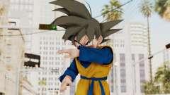 Dragon Ball Xenoverse Goten SJ for GTA San Andreas